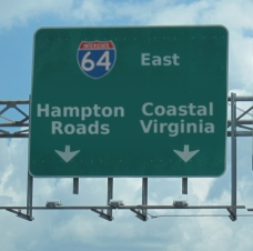 Coastal Virginia Sign