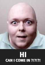 creepy Guy With Shirt