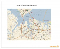 Hampton Roads Digital Map-EMC